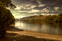 Calm Day On Derwentwater