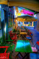 Colourful Cafe