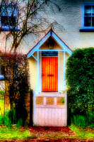 Cottage Doorway