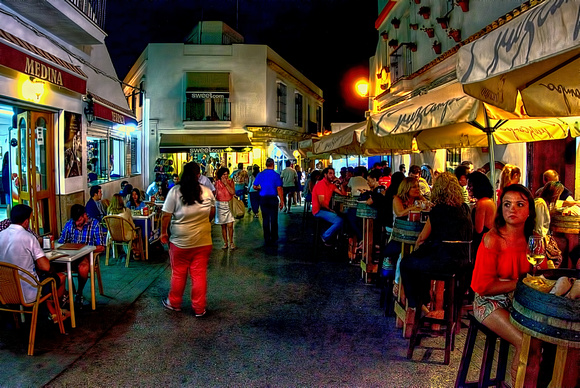 Summer Nights In Conil