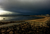 Storms Over Morecambe Bay