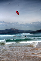 Tarifa Kite Surfer